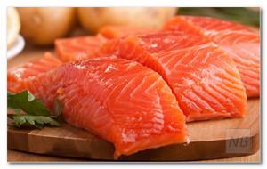 Морская рыба - источник Омега -3