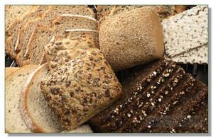 Хлеб с отрубями!