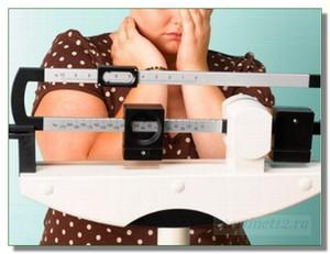 Избыточный вес - враг здоровью!