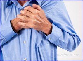 Боли в сердце при остеохондрозе грудного отдела позвоночника