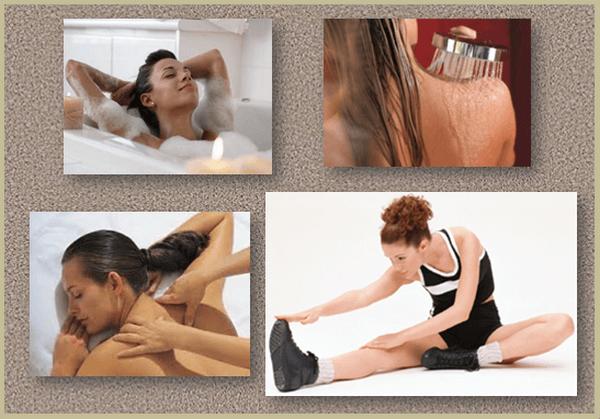 Как сделать тонизирующий массаж за минут