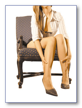 Профилактика варикозного расширения вен ног