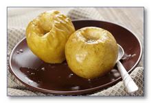 Польза печеных яблок