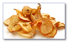 Польза сушеных яблок