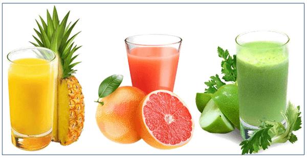 морковный сок против паразитов