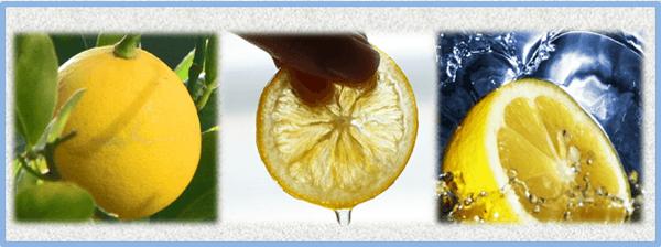 Полезный лимонный сок