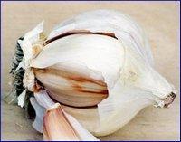 Лечение пяточной шпоры чесноком