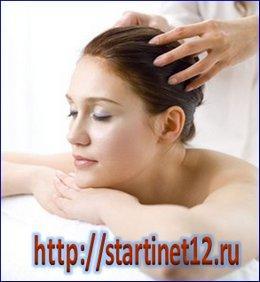 Как правильно делать массаж головы от головной боли