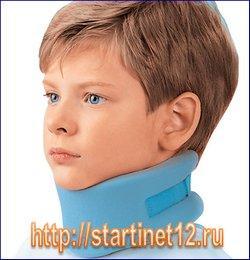 Нестабильность шейного отдела позвоночника у детей
