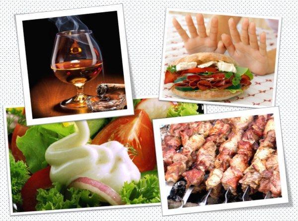 Какая пища противопоказана при хроническом пиелонефрите