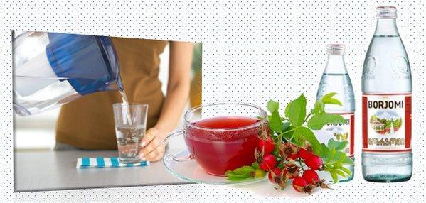 Диета в остром периоде панкреатита - только вода!
