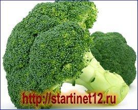 Капуста брокколи: полезные свойства и противопоказания