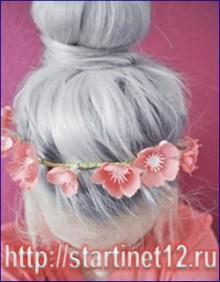 Маска для волос с хной бесцветной для роста волос