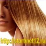 Витамины для укрепления и роста волос из привычных продуктов питания!