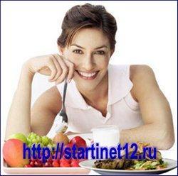 Правила пищеварения и вредные привычки