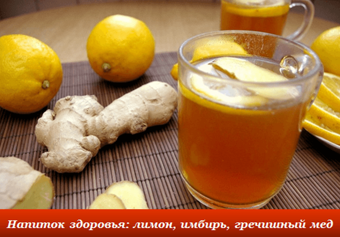 Имбирь с мёдом здоровья отзывы