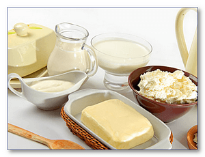 молочные белковые продукты
