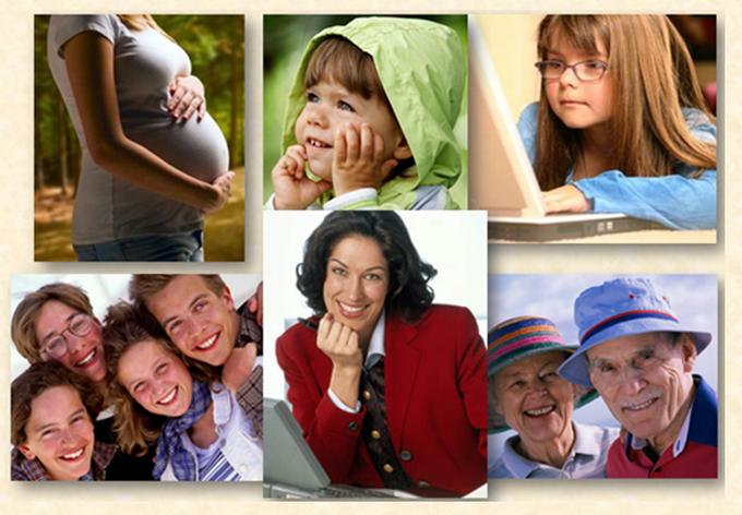 Кальций для взрослых и детей