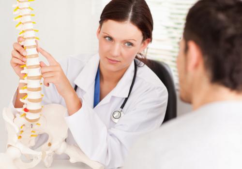 Остеохондроз: начальная стадия