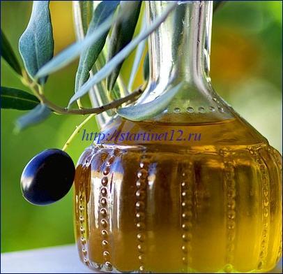 Растительное масло - полезно для ускорения метааболизма