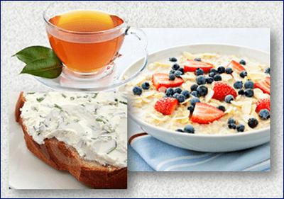 Завтрак ускоряет метаболизм