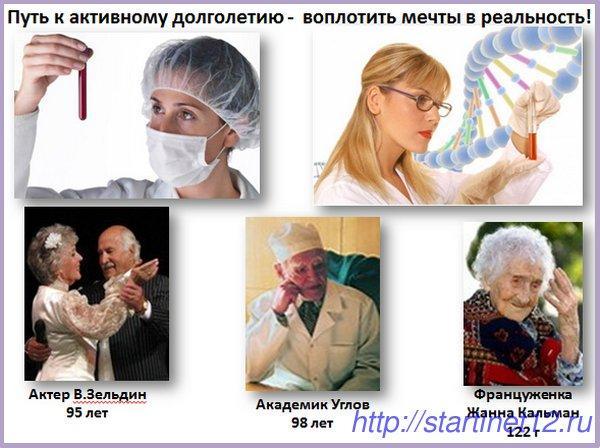 watermarked - Пептиды - путь к активному долголетию