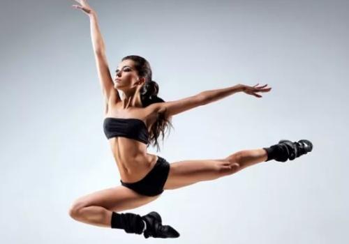 Танцы помогают похудеть
