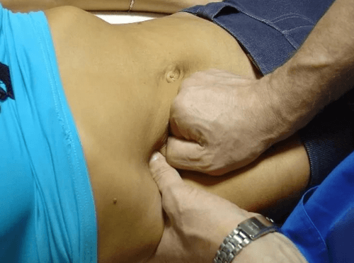 Висцеральный массаж