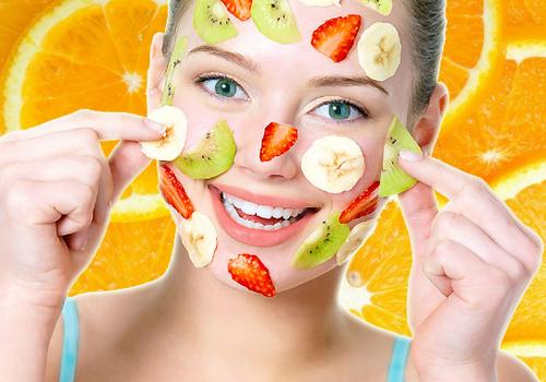 Пилинг фруктовый