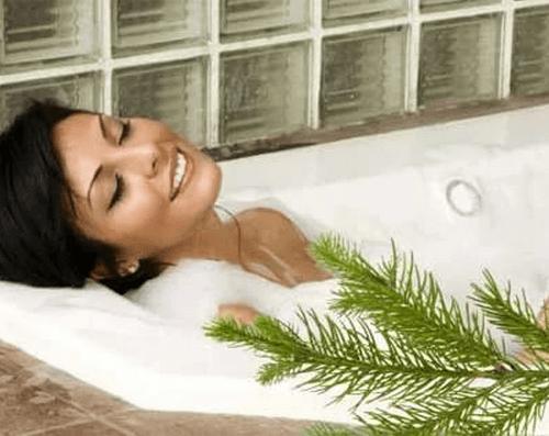 Ванны при остеохондрозе