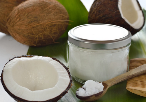 Кокосовое масло для волос. Как использовать
