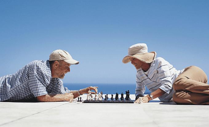 Игра в шахматы развивает мозг и улучшает память