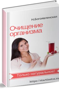 Книга - Очищение организма от шлаков и токсинов