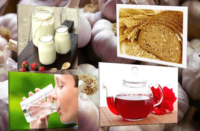 Продукты питания для иммунитета