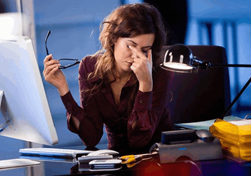 Устают глаза от компьютера - что делать?